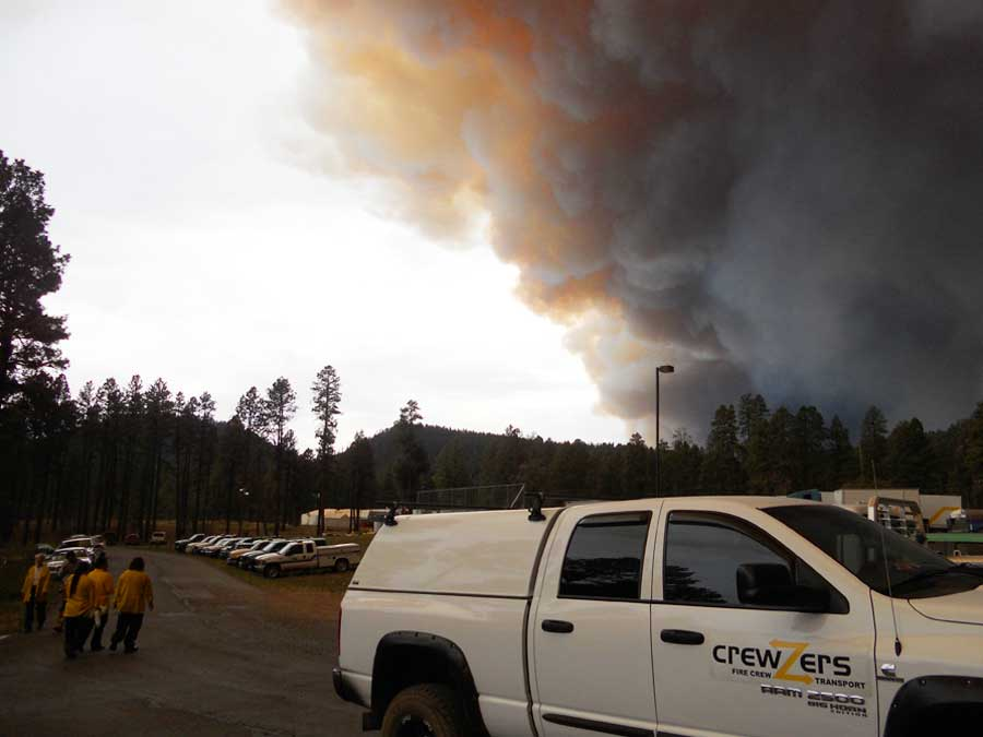 Crewzers On Location at Wildfire.  Contact CrewZers for more information.