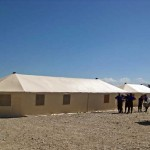 Western Shelter 23' x 60' Temporary Shelter