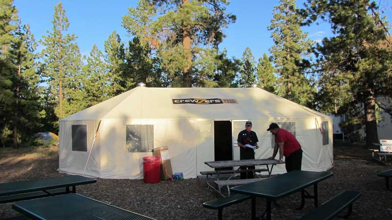 ... Crewzers 1935 Western Shelter Tent ... & Western Shelter 1935 Tent   Crewzers   Base Camp Support Services