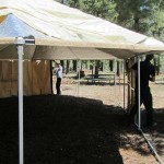 Western Shelter Tent Sets Up Easily and Quickly