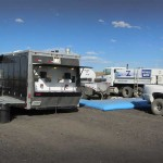 Crewzers provides potable and grey water trucks