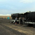 Mobile Shower Trailers with Hand Wash Stations