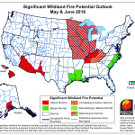 wild land fire predictions