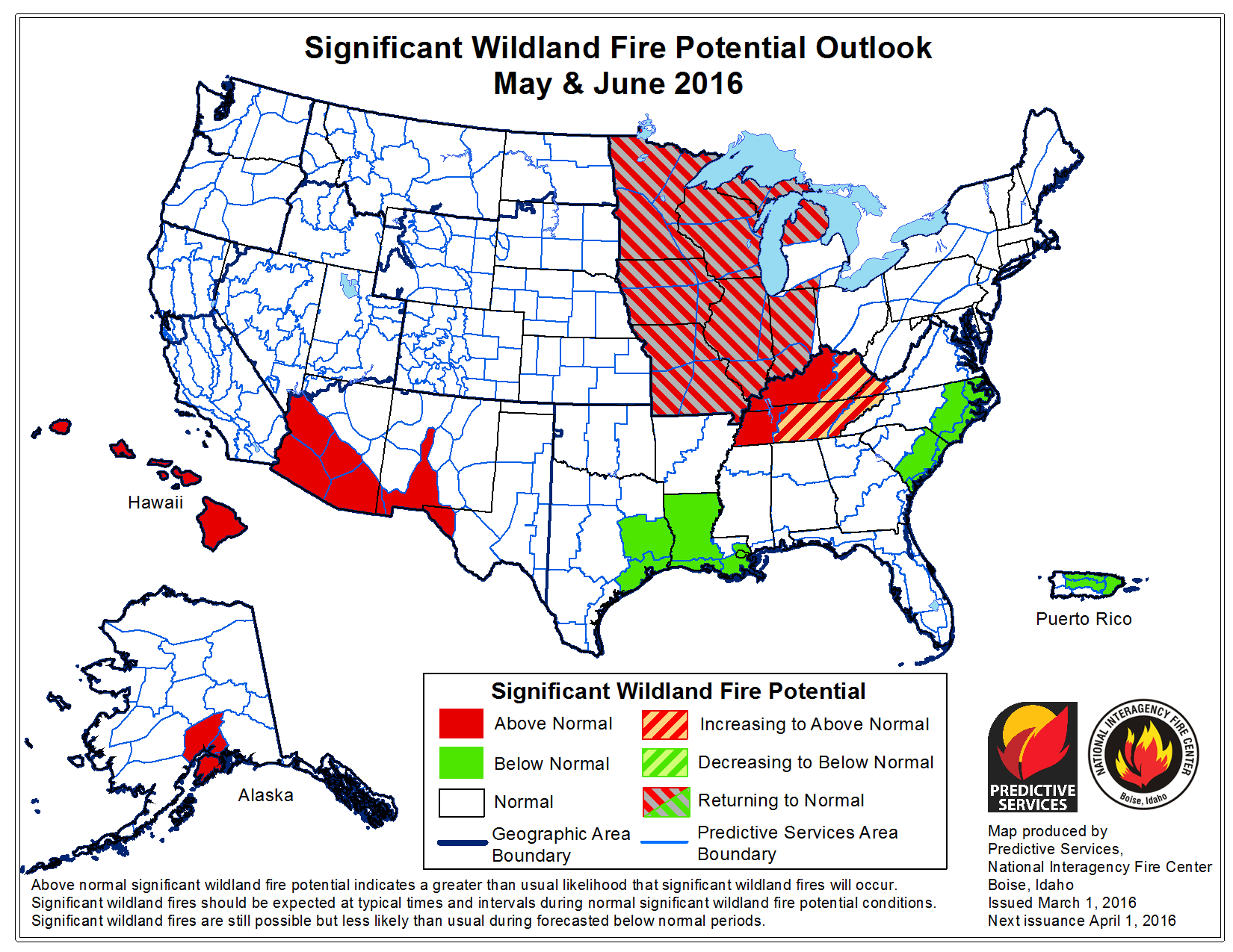 News For Crewzers Fire Disaster Support Services - Us wildland fire potential map