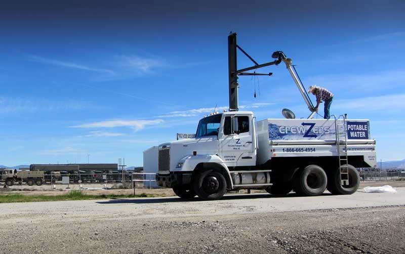 Potable Water Trucks Crewzers Fire Amp Disaster Support